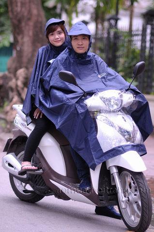 Áo mưa đôi người lớn